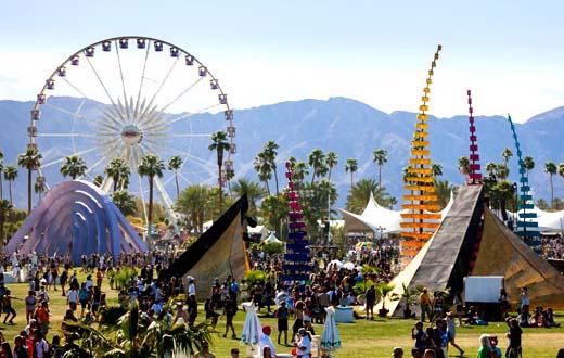 Dove compare biglietti Coachella Festival 2015