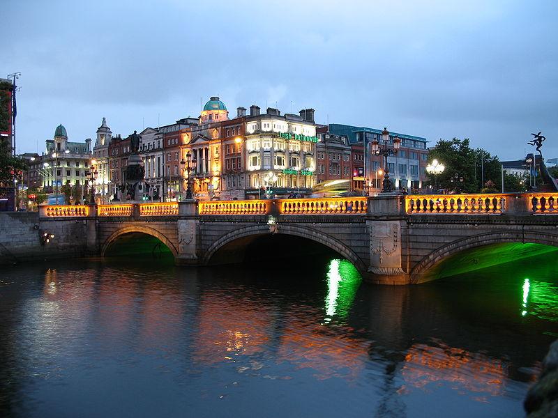 Idee ponte Pasquetta a Dublino