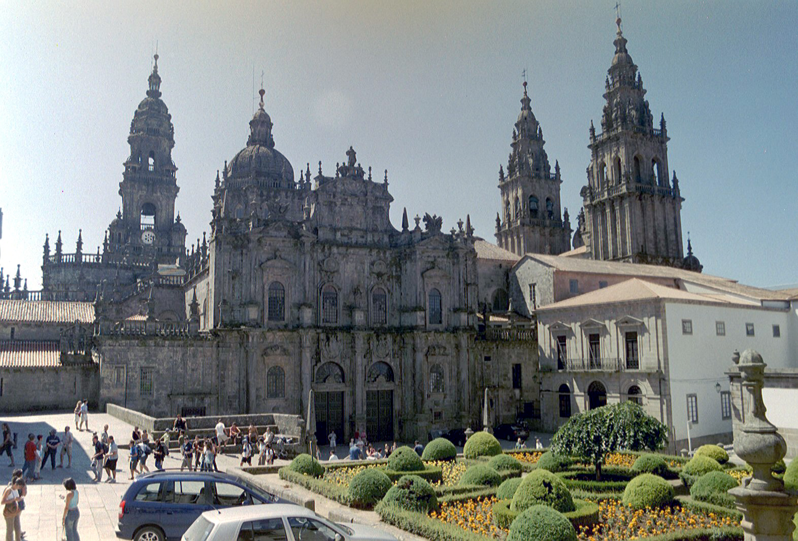 Itinerario viaggio senza avere soldi in Spagna