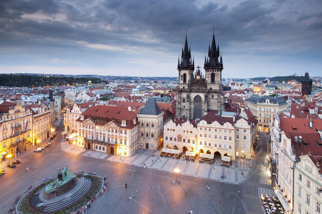 Idee ponte Pasquetta a Praga