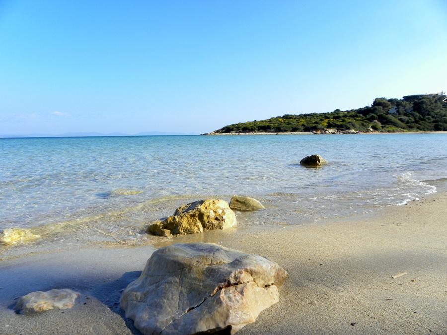 Spiaggia per nudisti