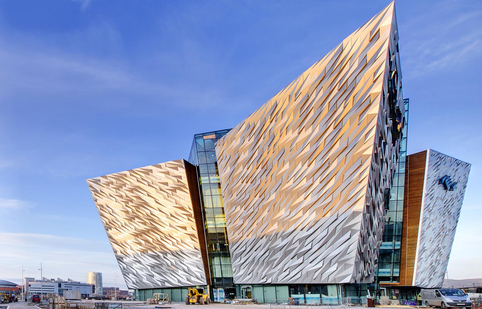 Cosa vedere Museo Belfast Titanic Irlanda del Nord