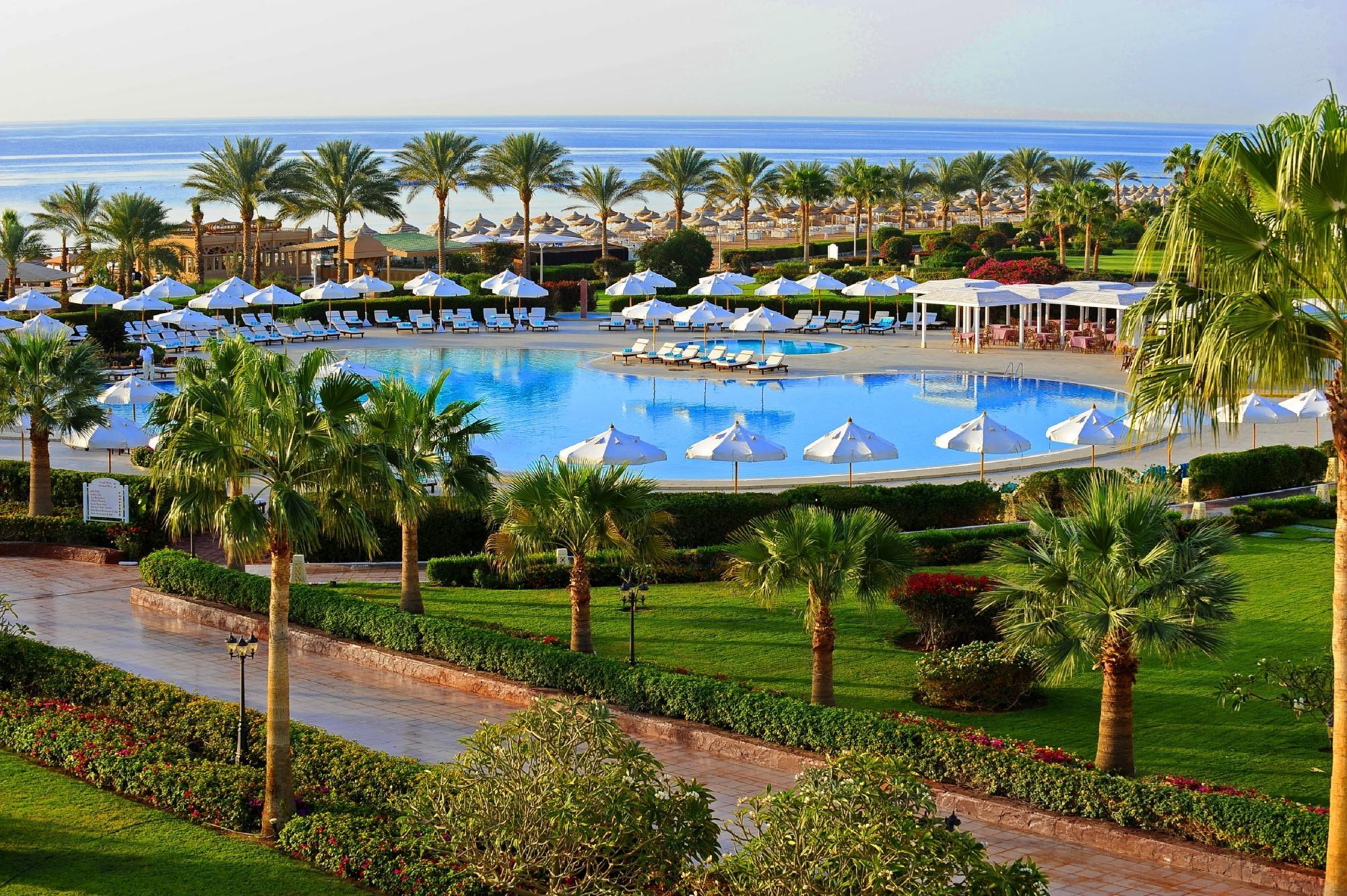Video villaggio Sharm Seaclub Baron Resort and Palms raffinato
