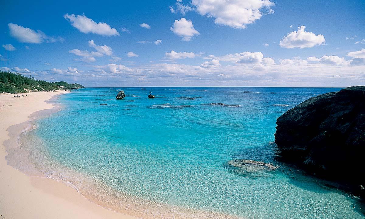 Classifica top 5 spiagge sabbia rosa Caraibi