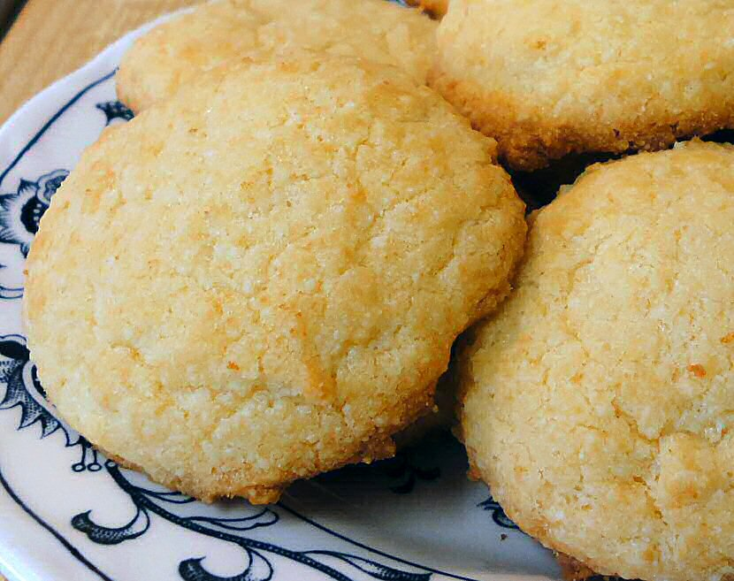 carolyns almond cookies zoom