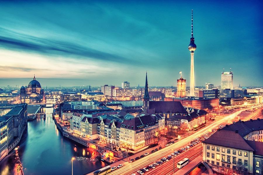 Idee ponte Pasquetta a Berlino