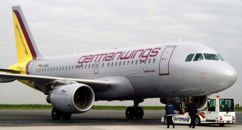 Aeroporti italiani collegati Germanwings