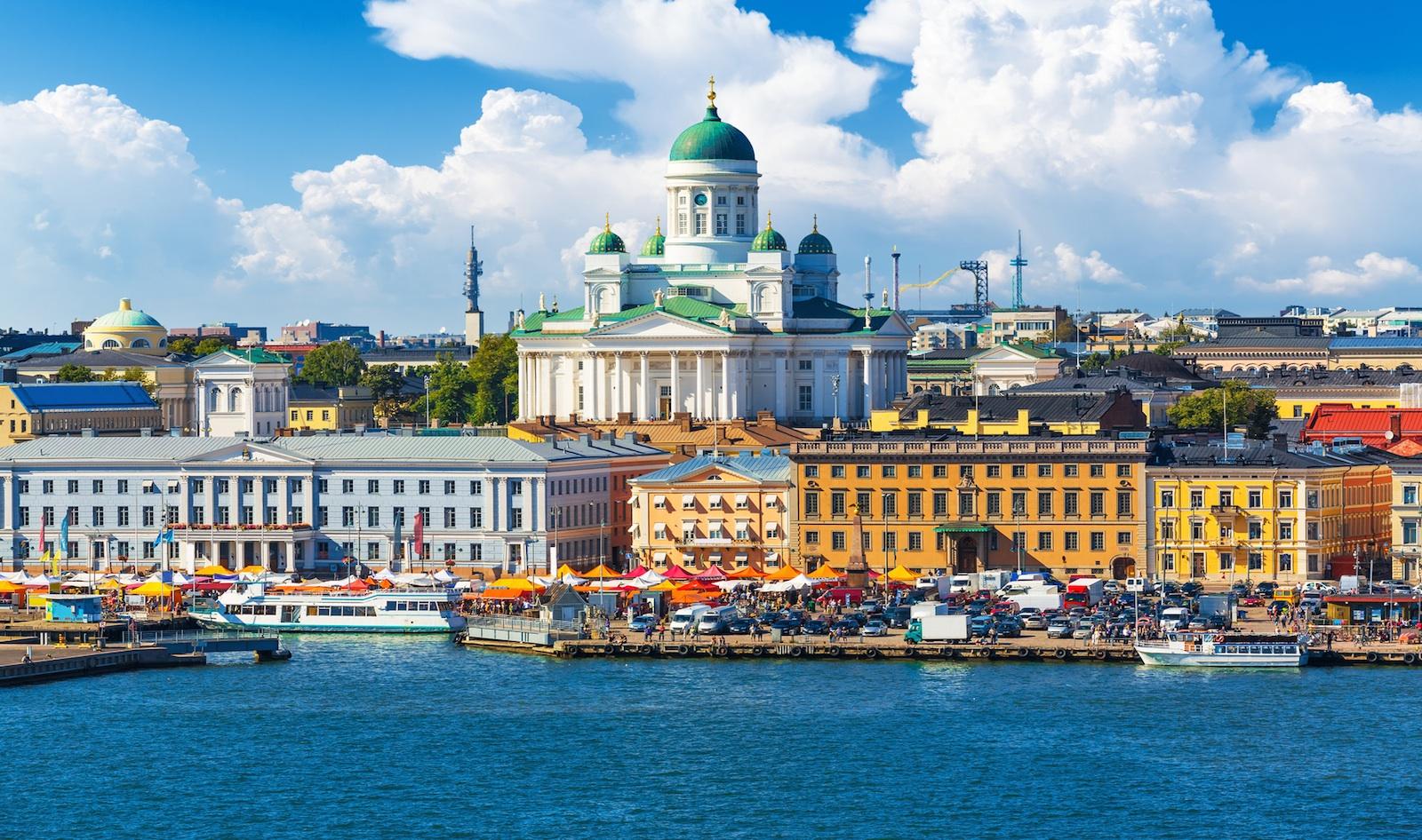 Voli low cost Helsinki Pasqua offerte lastminute