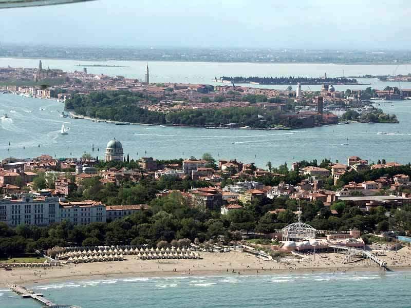 Migliori spiagge per nudisti Venezia