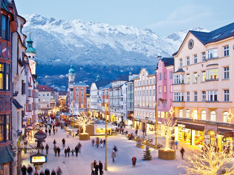 Weekend Festa delle donne a Innsbruck