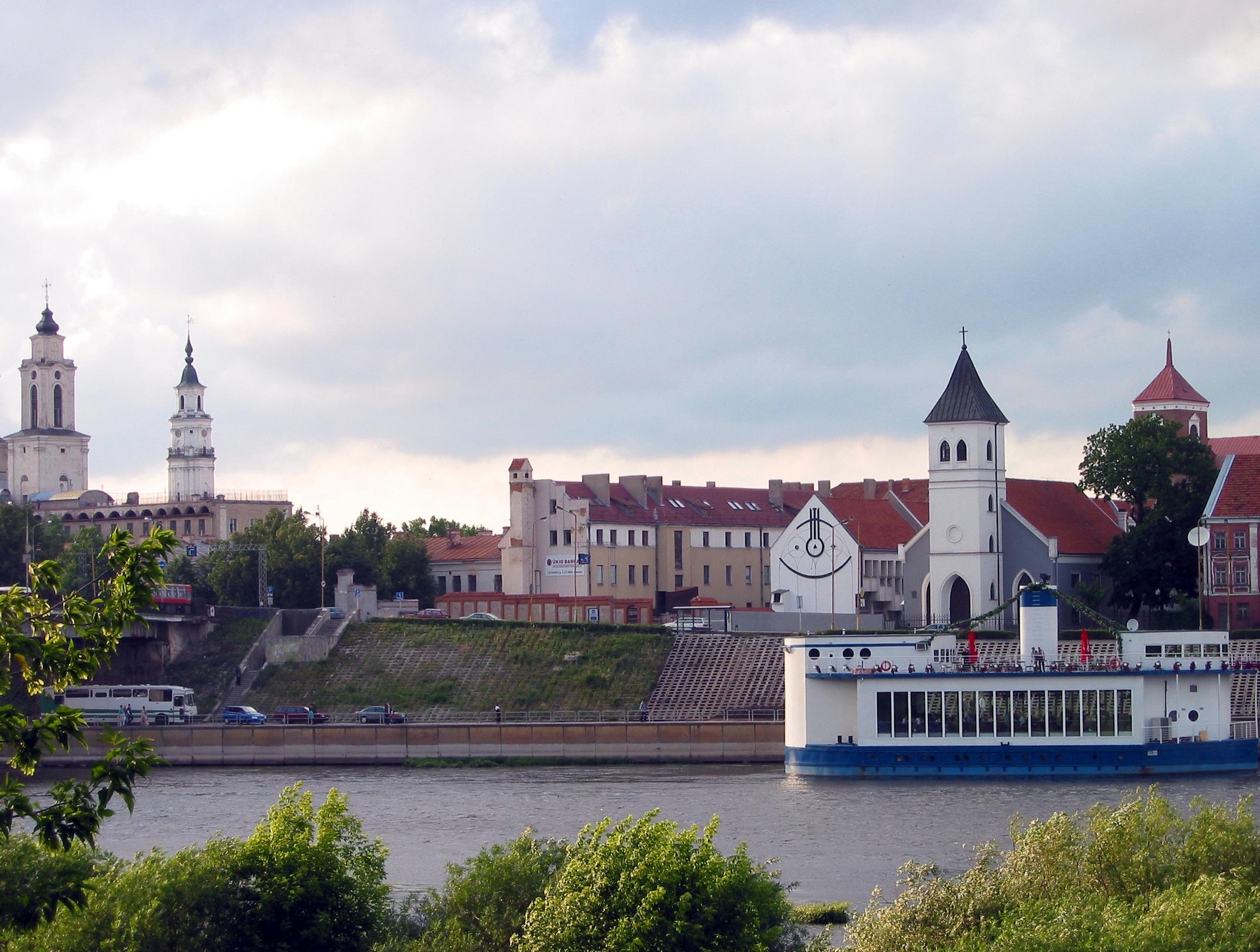 Luoghi da visitare dintorni Kaunas Lituania