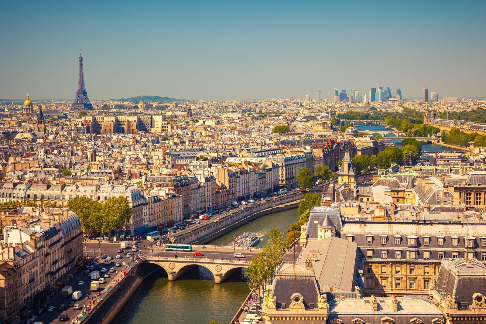 Come trascorrere weekend romantico Parigi Pasqua 2015