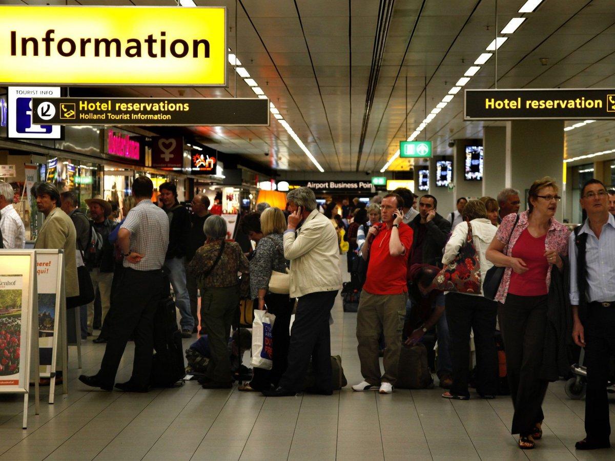 Cause blackout aeroporto Amsterdam Olanda 27 marzo 2015