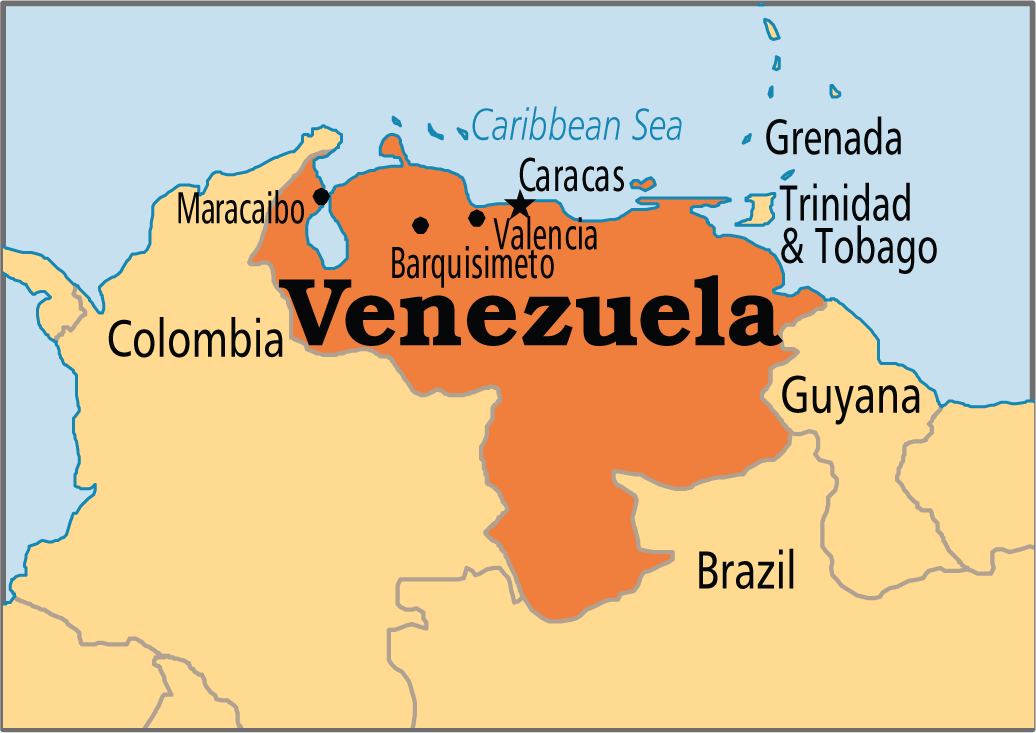 Cosa evitare di fare in vacanza in Venezuela