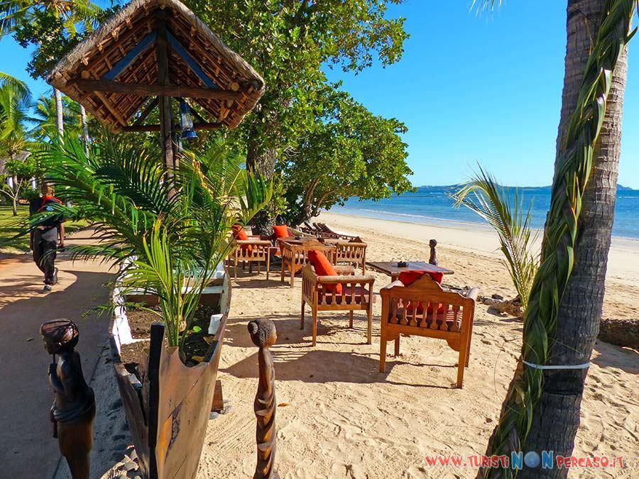 Video villaggio Franco Rosso Sea Club a Nosy Be Madagascar