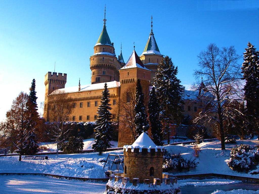 Itinerario castelli della Slovacchia