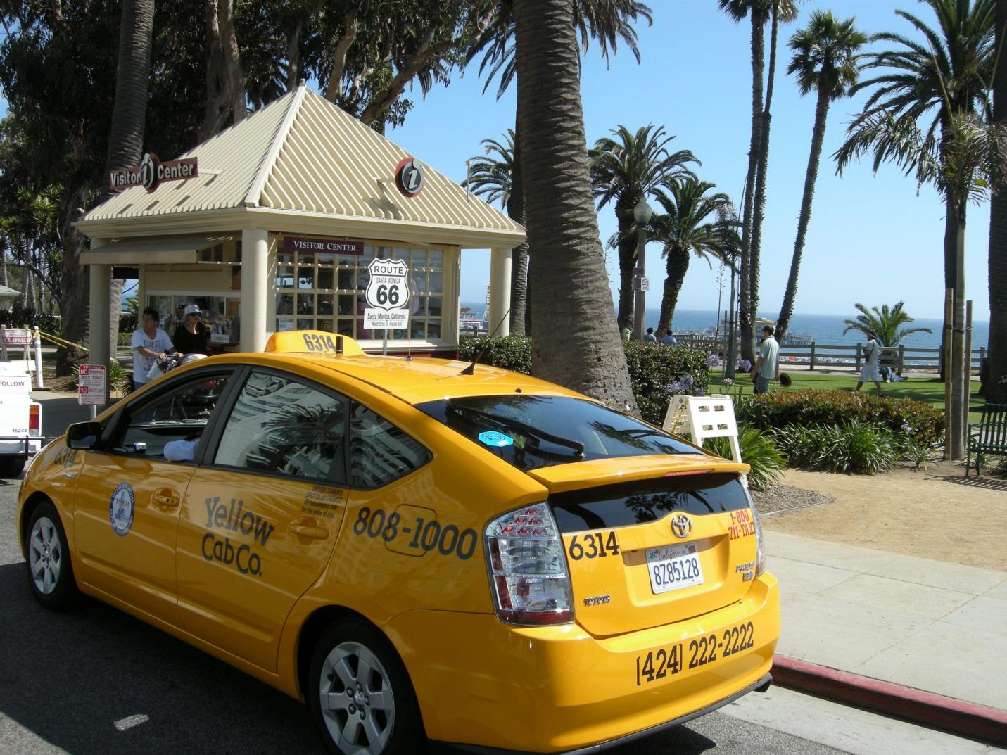 Quanto costa prendere il taxi a Los Angeles