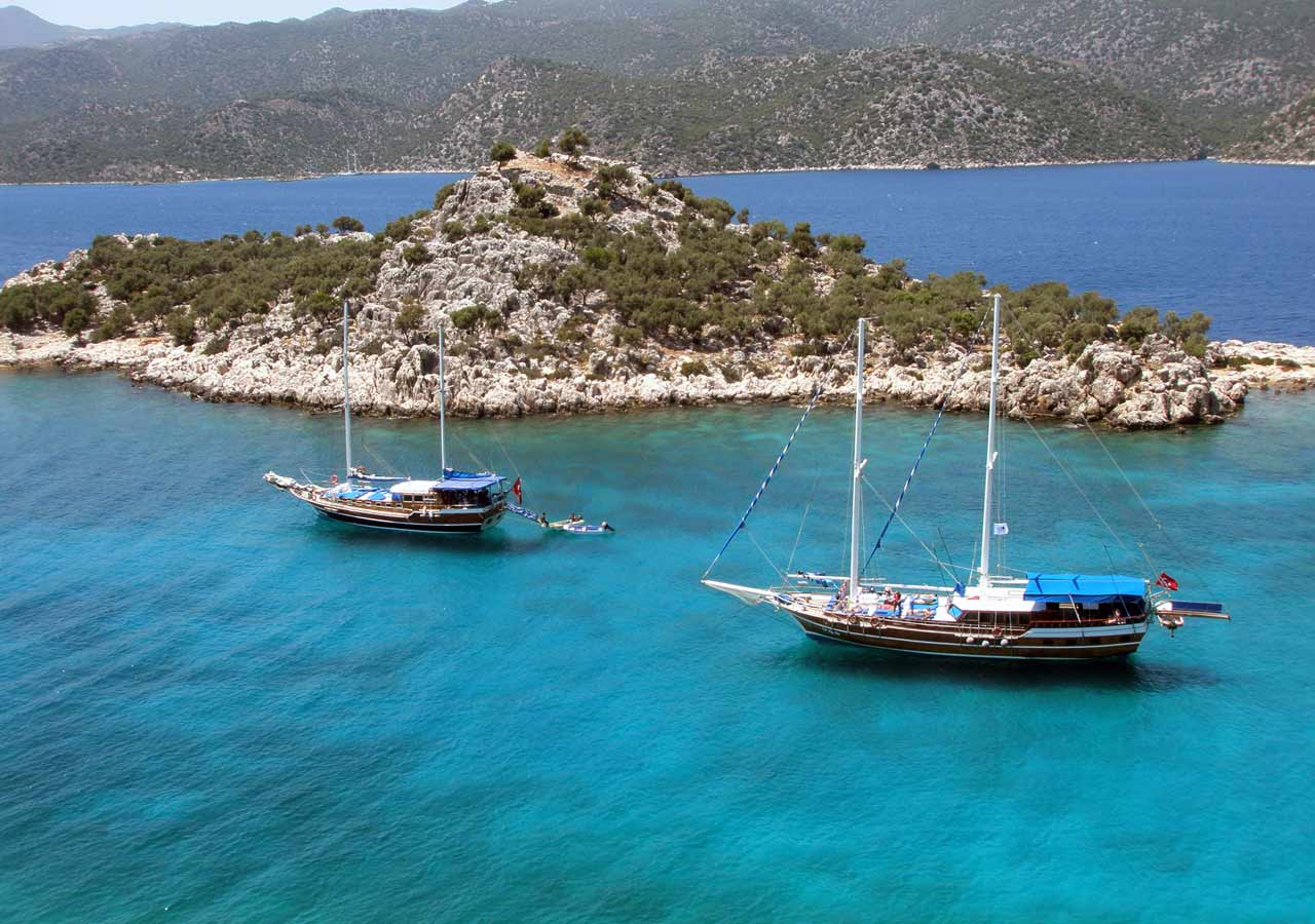 Luoghi da visitare dintorni Marmaris Turchia