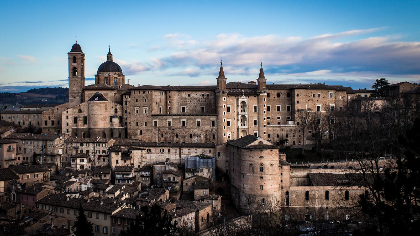 Weekend di primavera a Urbino