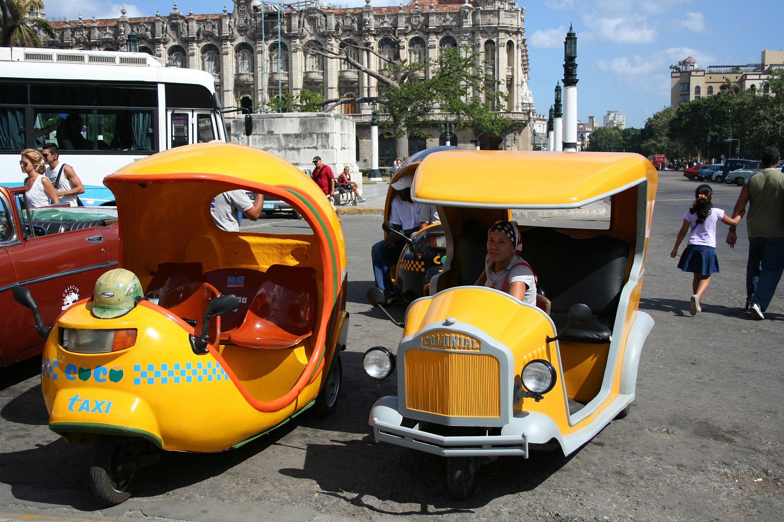 Quanto costa prendere il taxi a L'Havana