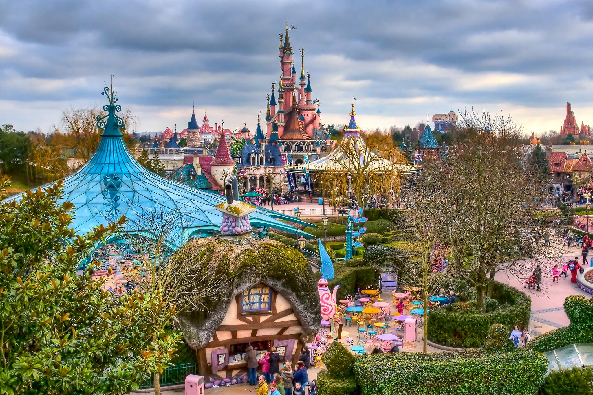 Offerta primavera Disneyland Parigi con i bambini - Viaggiamo