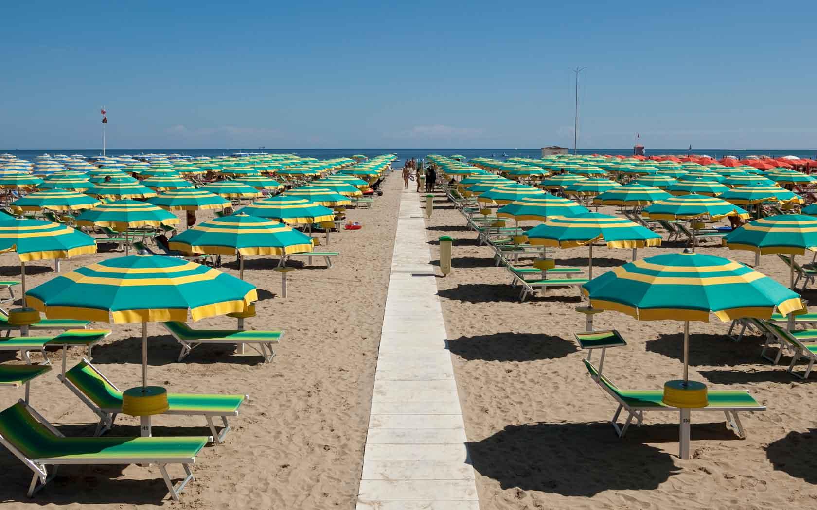 Classifica Top 5 Spiagge Costa Adriatica Rimini