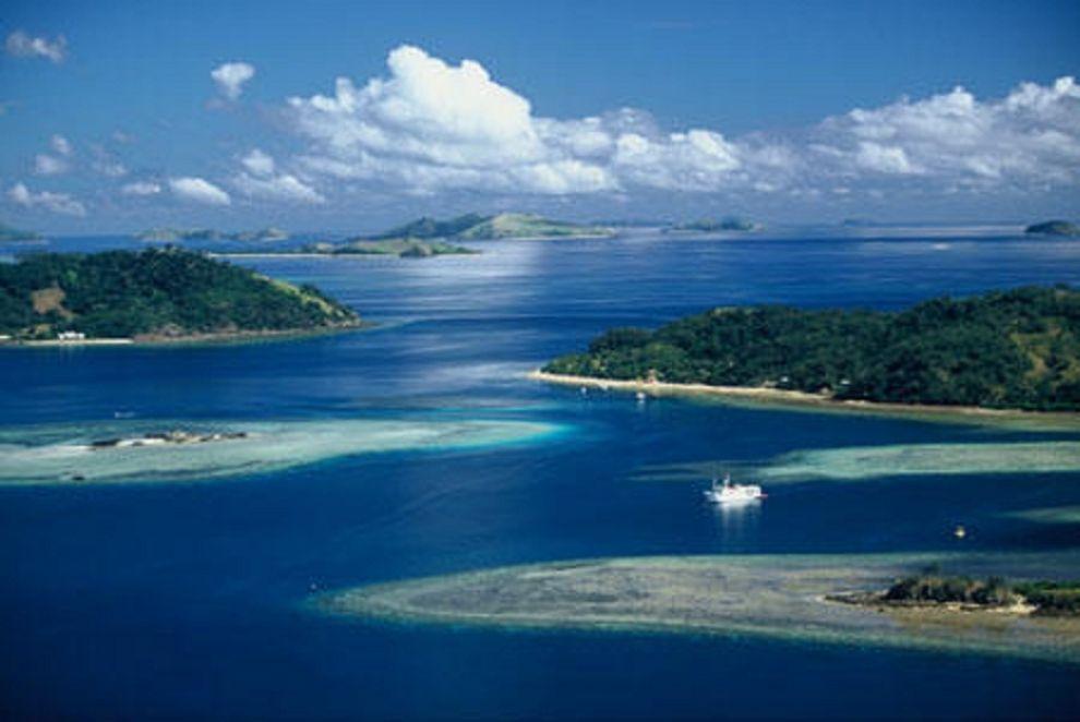 Cosa vedere Isole Figi
