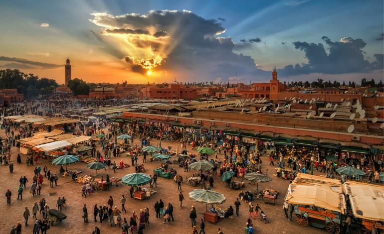 Itinerario in auto nord del Marocco