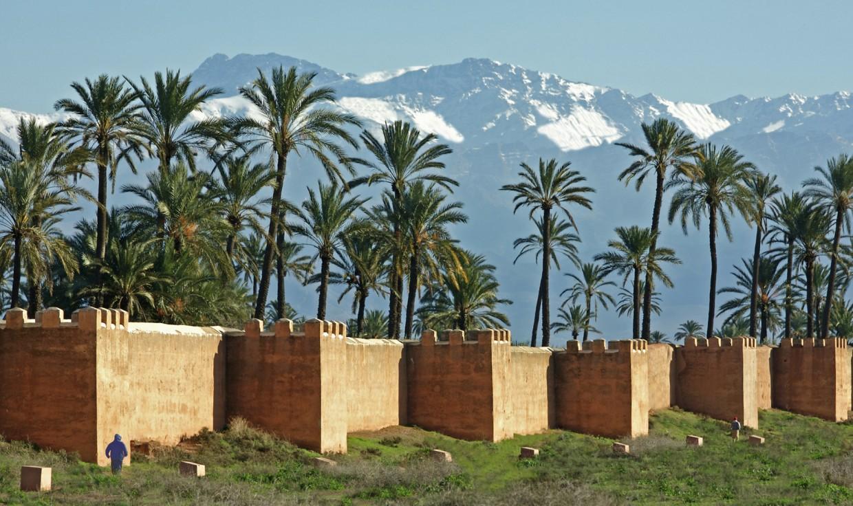Video resort Club Med Marrakech Le Palmeraie in famiglia