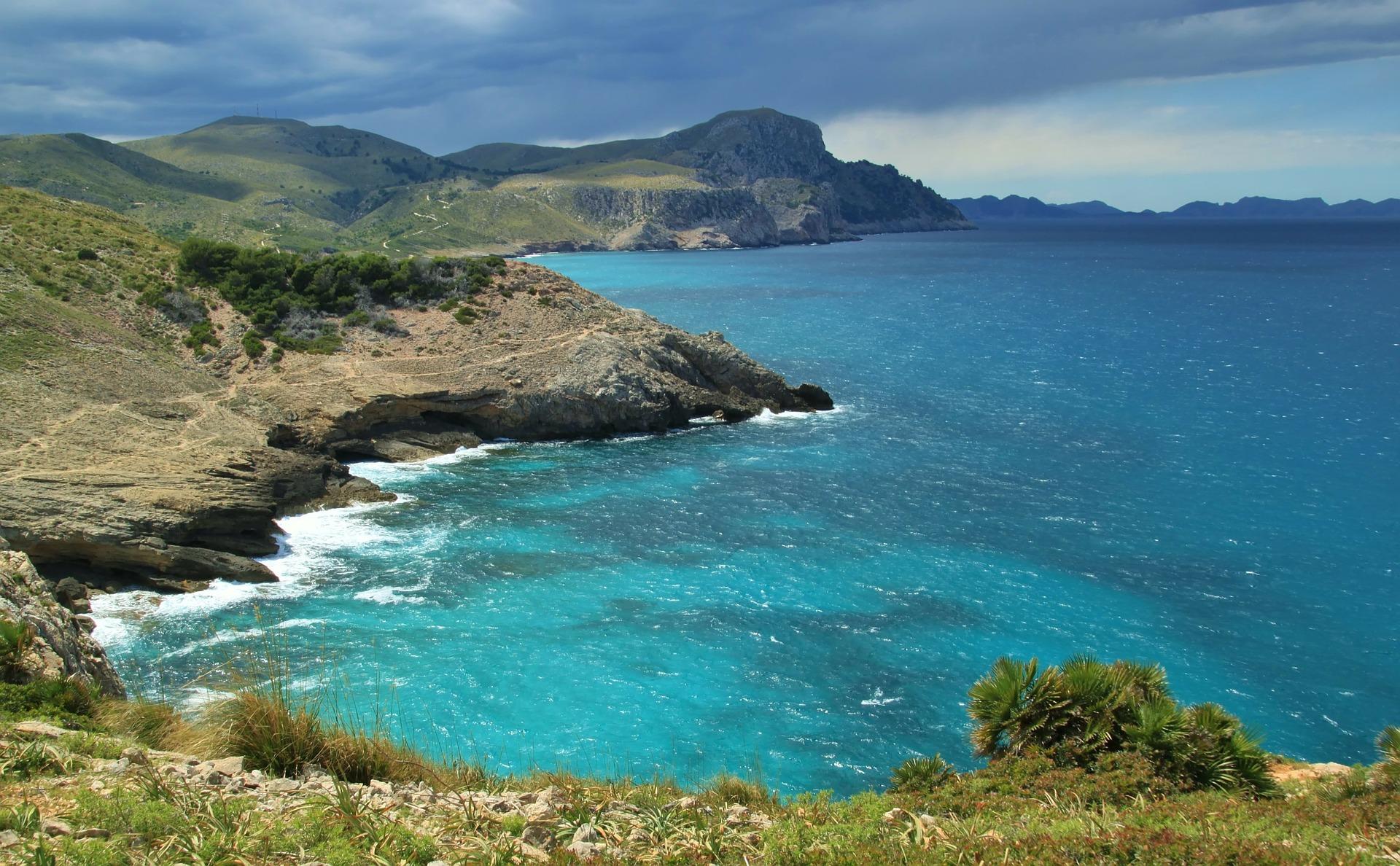 Quali sono le migliori spiagge nudisti Palma de Maiorca