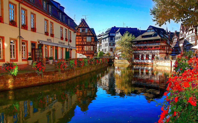 Luoghi da visitare Strasburgo Francia primavera 2015