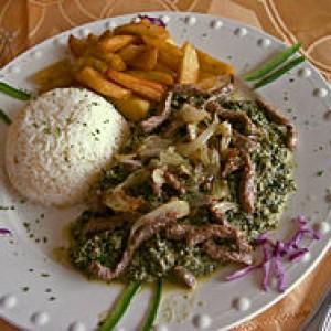 N'dole, uno dei piatti nazionali del Camerun