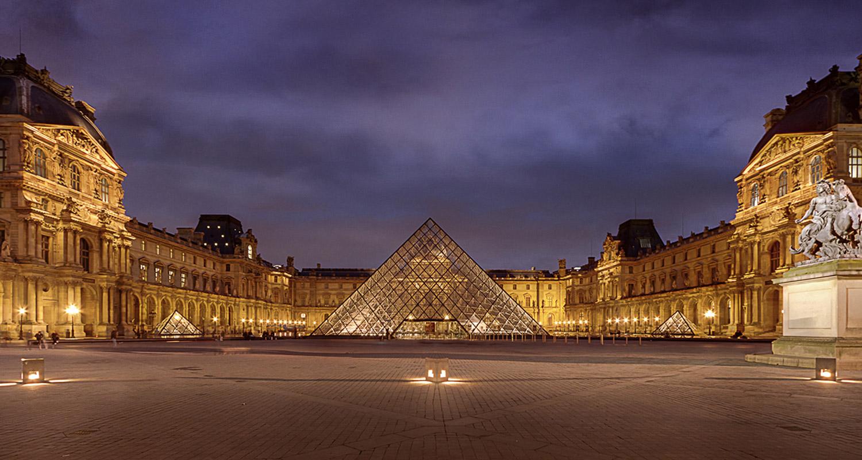quanto tempo ci vuole per visitare il louvre di parigi