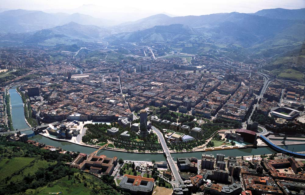 Città da visitare Paesi Baschi in primavera