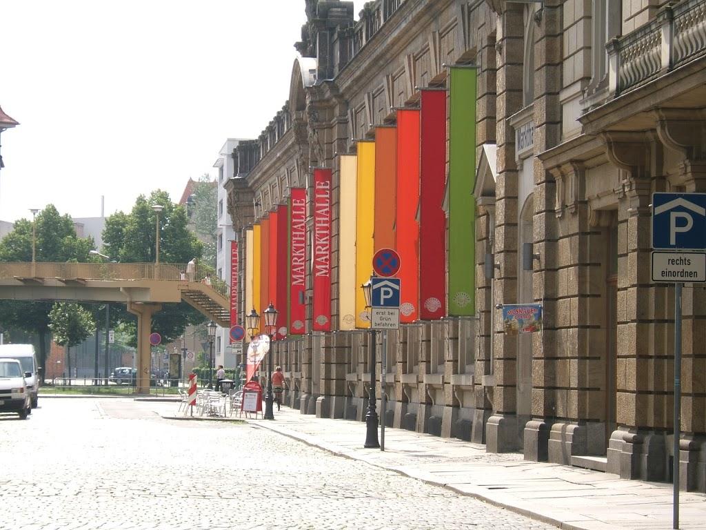 Come arrivare a Dresda