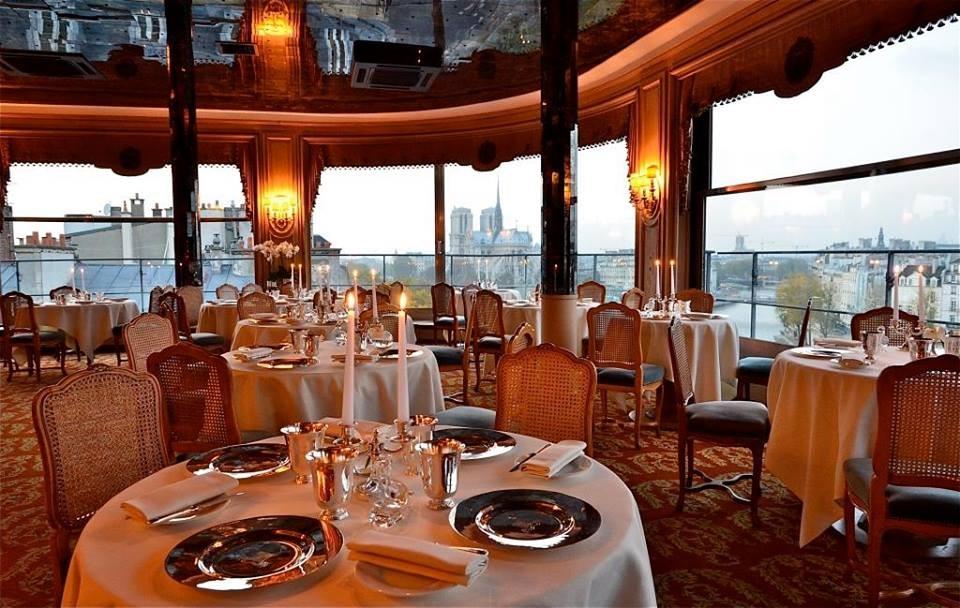 Migliori ristoranti romantici di Parigi