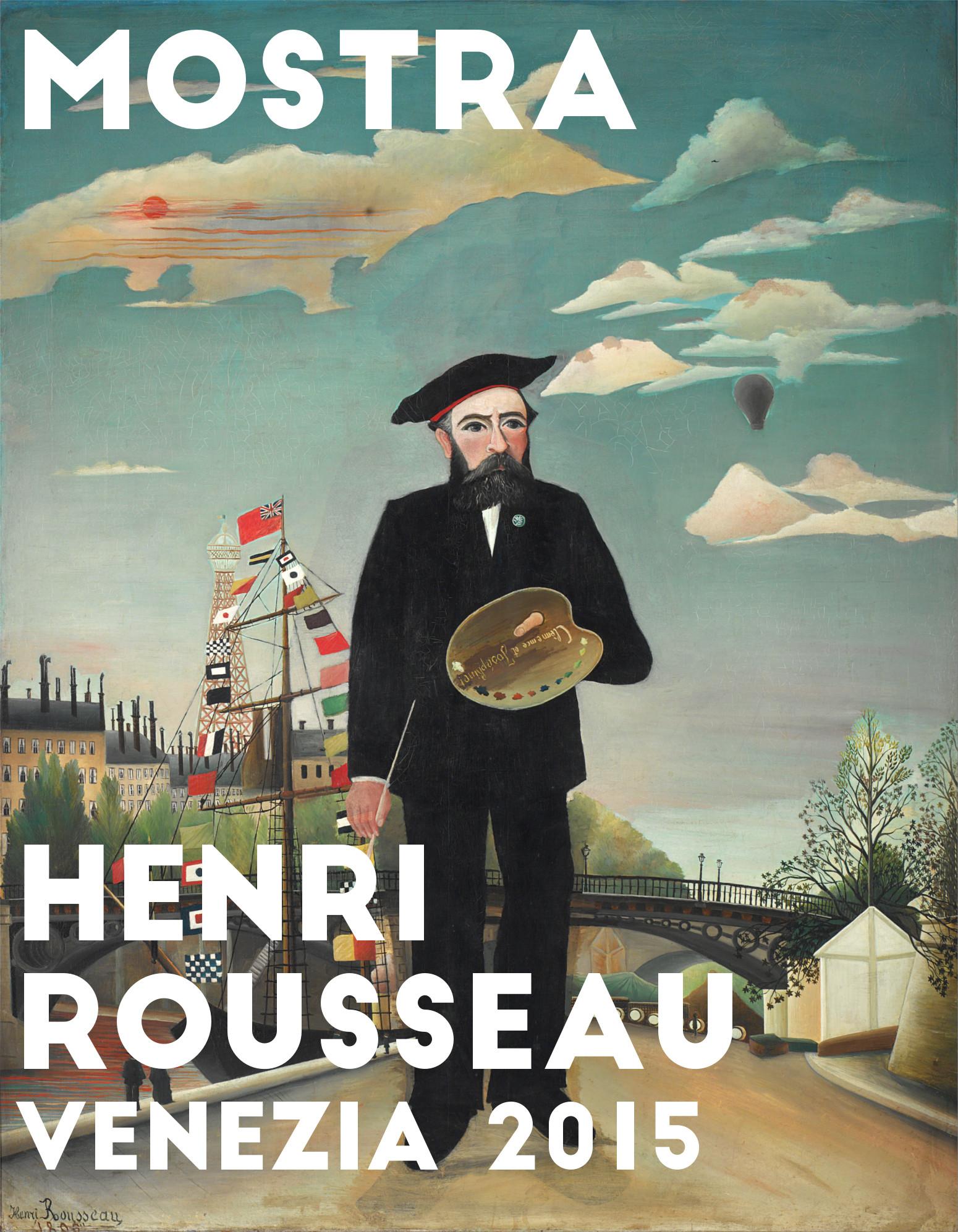 Mostra Rousseau Venezia 2015