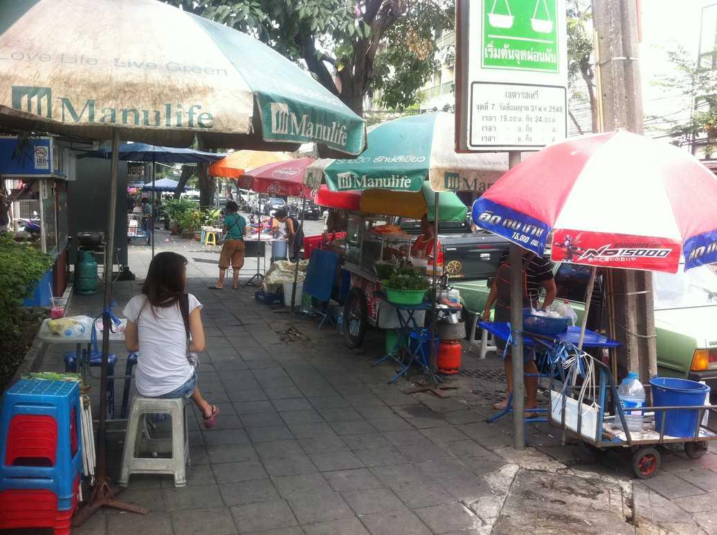 Partir vivre bangkok thailande