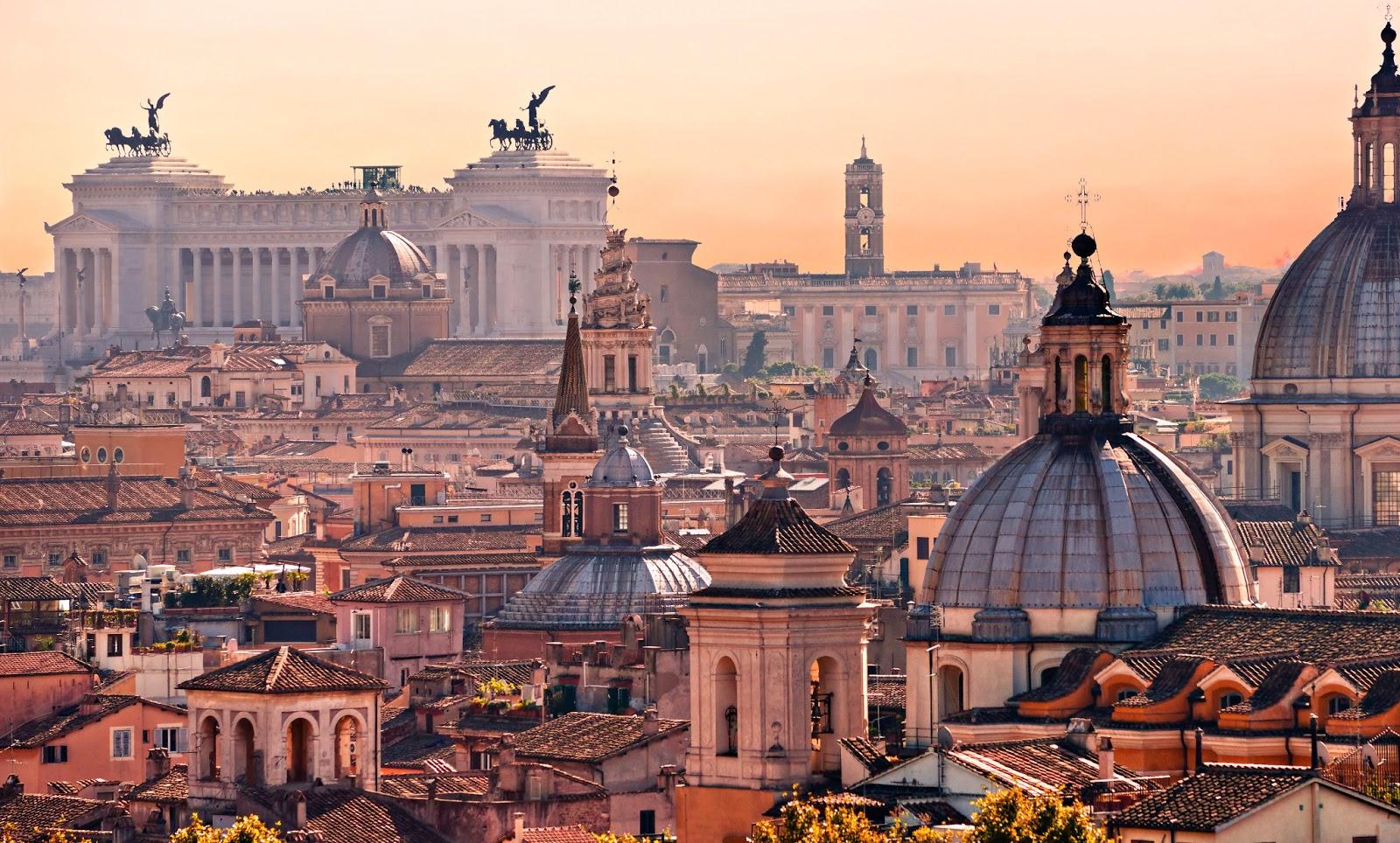 Eventi ponte Immacolata a Roma