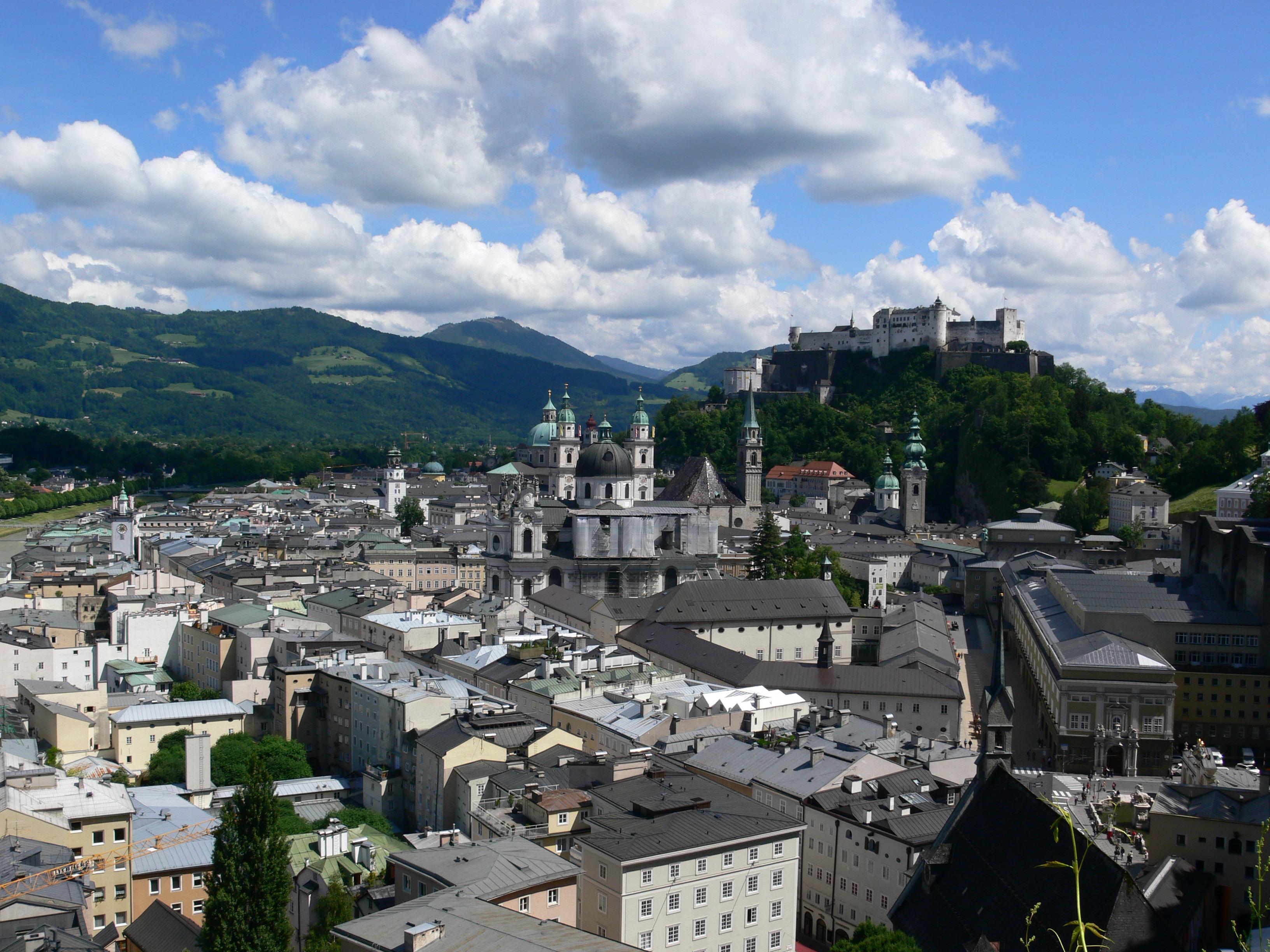 Dieci cose gratuite da fare a Salisburgo