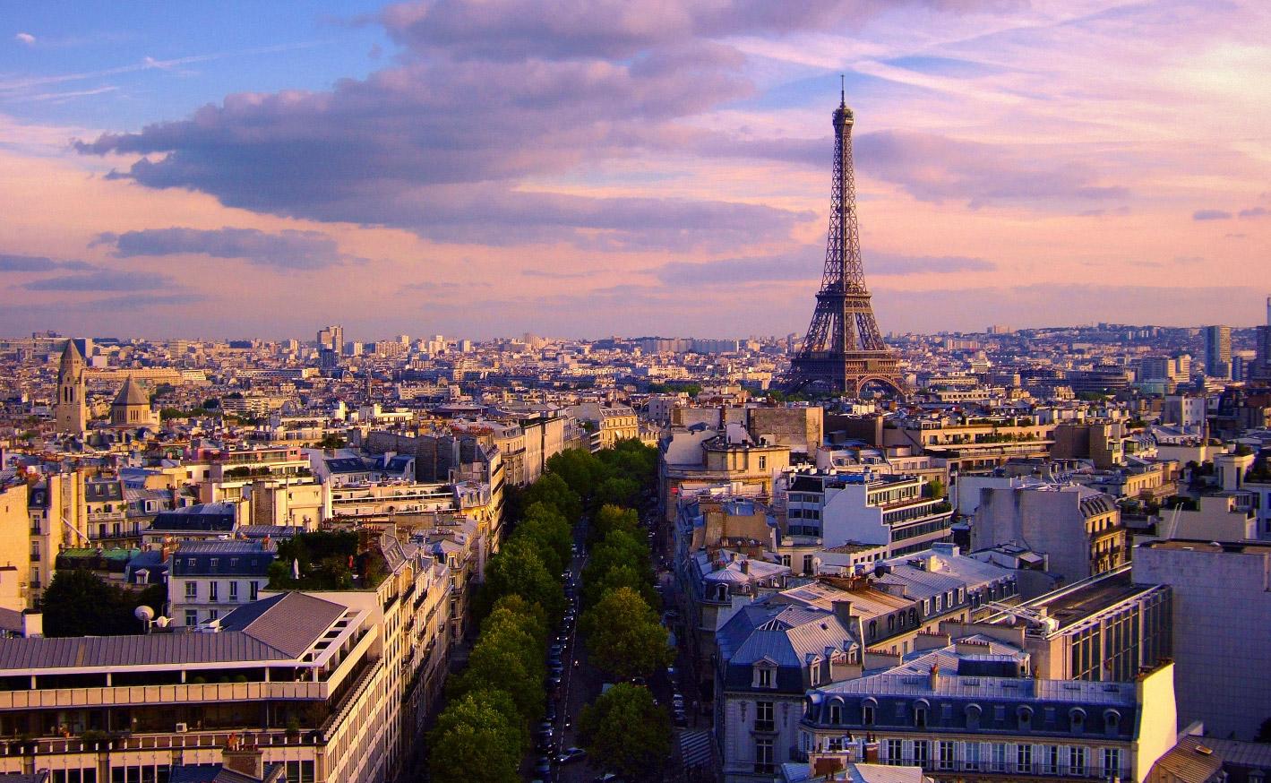Voli low cost Transavia per Parigi