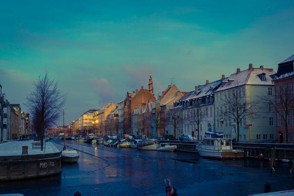 Che temperature Copenhagen a dicembre