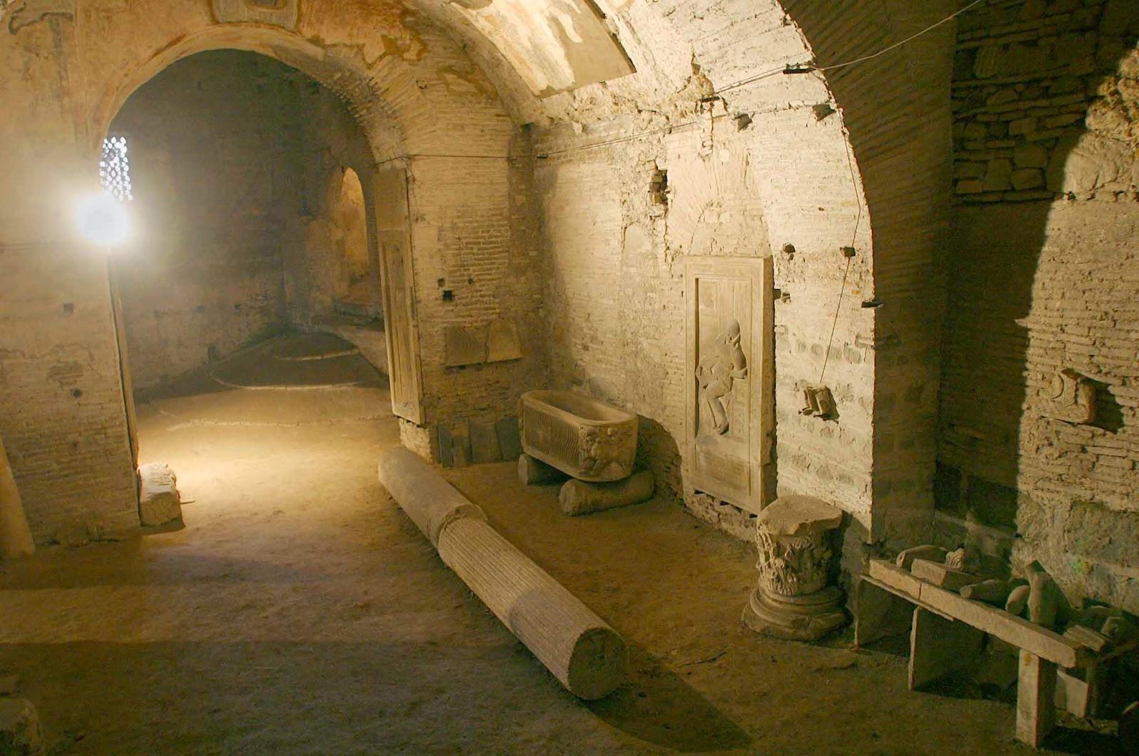 Come prenotare visita Basilica sotterranea Roma