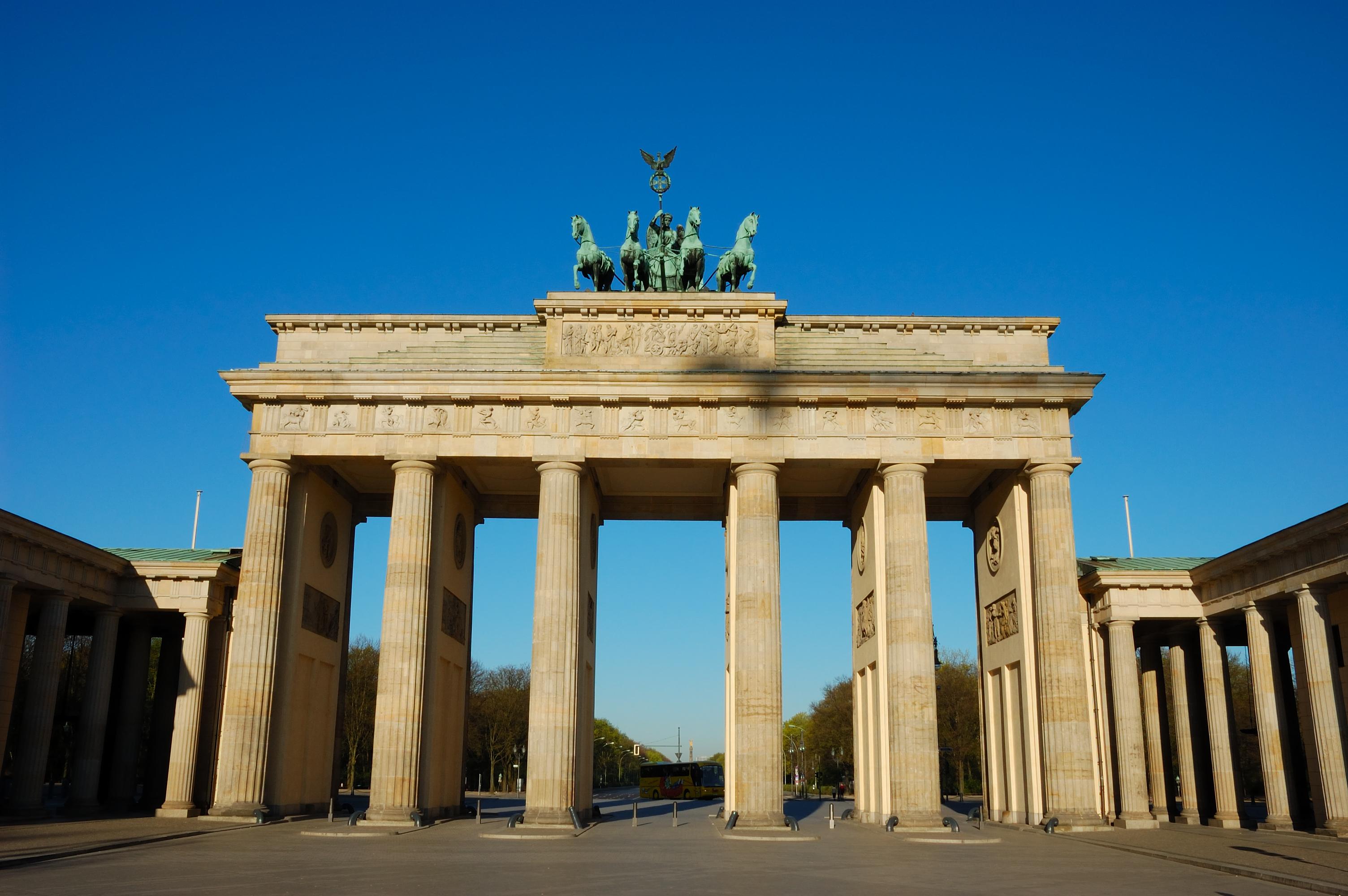 Che temperature Berlino ad ottobre