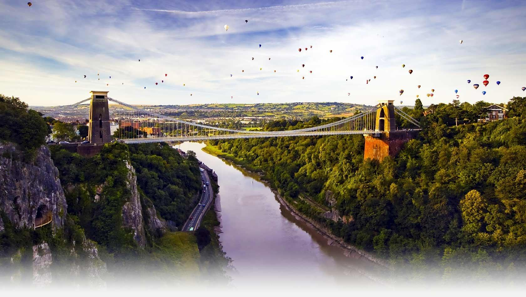 Cinque motivi per visitare Bristol