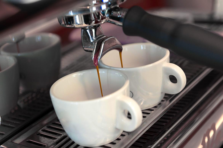 caffè parigi espresso tazze macchina