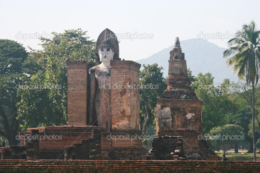 depositphotos 28896429 Sukhothai Historical Park Thailand