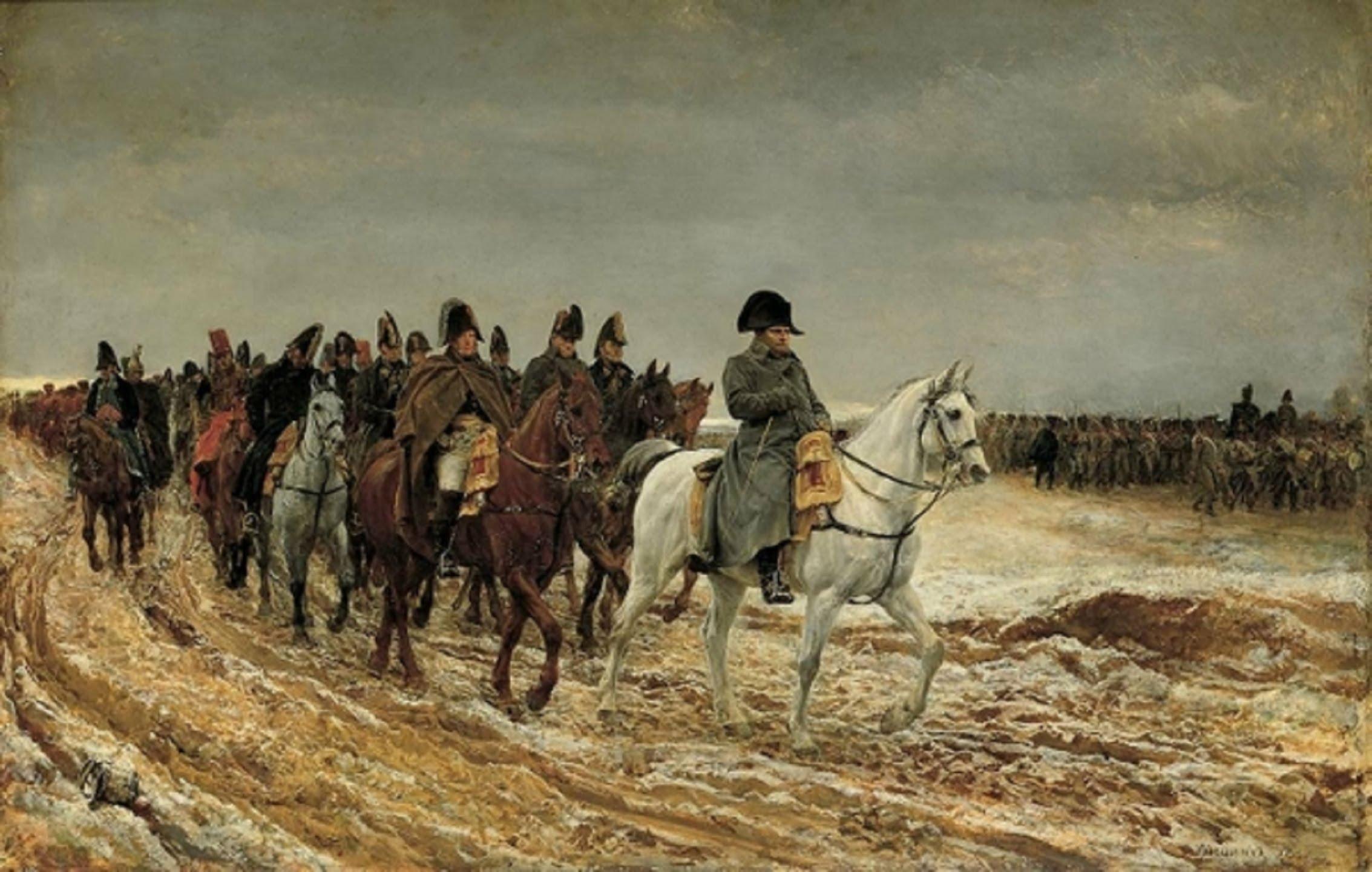 Itinerari turistici di Napoleone in Costa Azzurra