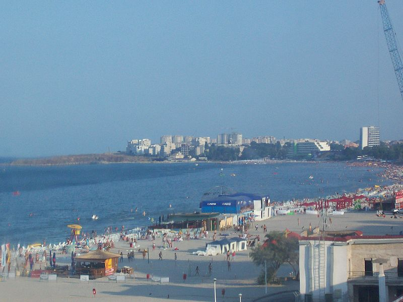 mare più vicino a Bucarest