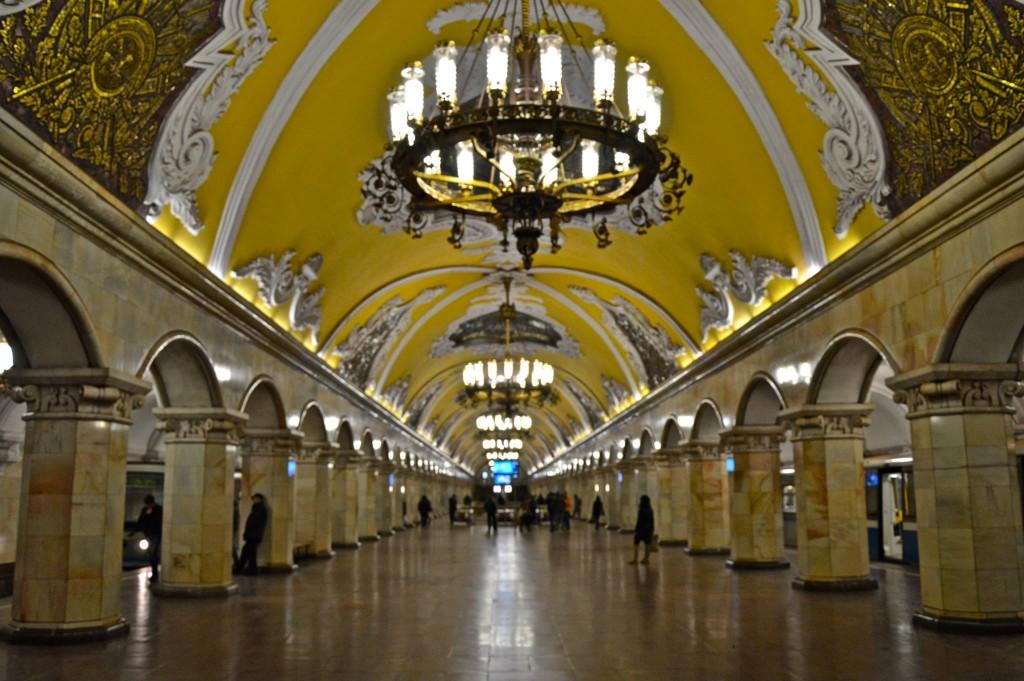 Classifica 10 stazioni metro più belle del mondo